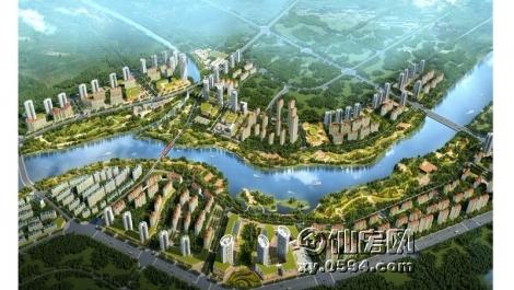 聚焦:木兰大道仙游段沿线建设规划草案曝光