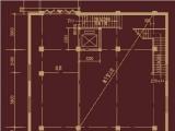 别墅车库平面图