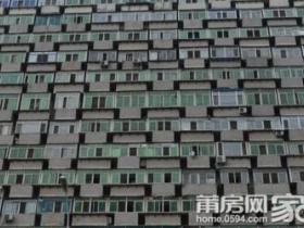 """沈阳大楼现300多个阳台 居民楼窗户""""脸贴脸""""邻居相脸相亲"""