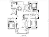 6#楼142㎡四房两厅两卫