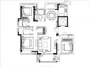6#楼133㎡四房两厅两卫