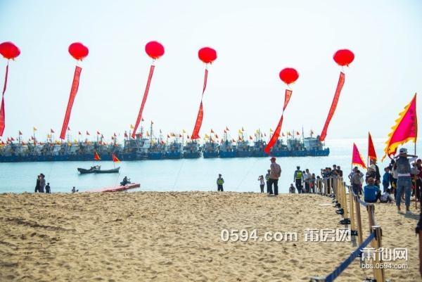 纪念妈祖羽化升天1030周年 湄洲岛举行海祭大典