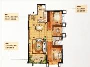 107㎡三房两厅两阳台