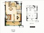 1#9#楼127㎡三房两厅三卫