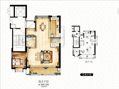 2#3#5#6#7#楼170㎡4+1房两厅四卫