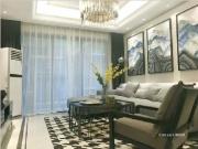 豐潤世家樣板房客廳