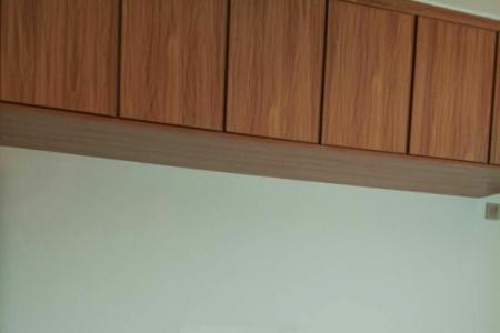 万辉国际城 二室二厅一卫一阳台 精装93平 朝南 租价3200元/月-