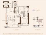 105-110㎡3房2厅2卫