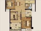 18#楼85㎡两房两厅