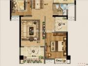 6#楼86㎡两房两厅