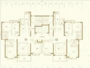 高层3#楼户型图