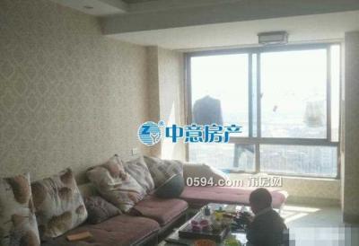 祥和山莊 3房2廳2衛1陽臺 高層精裝修 僅售138萬-莆田二手房