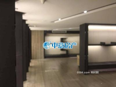 急租德信大厦华锦汇服装店两层600多平米,装修,交通便利-莆田租房