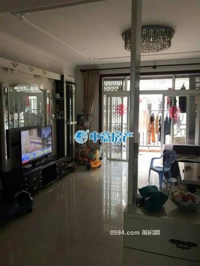 仙游龙翔新城证满五年精装修  汽车站对面 交通方便 带电梯-莆田二手房