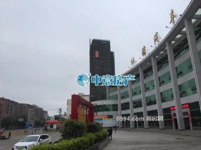仙游汽车站对面整幢出租4.2万/月售价1500万共七层-莆田二手房