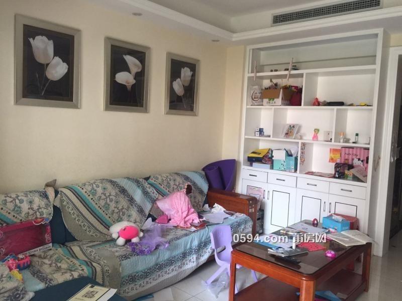 优质在售/祥荣荔树湾中层精装两房可改三房/划片荔城一实小-