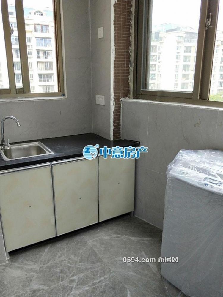 城市广场兴安名城北区 单身公寓 装修 -