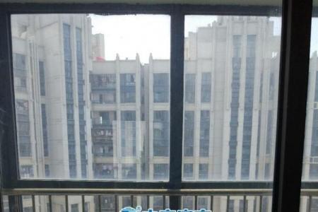 万达华城 70年产权 高层毛坯 自行设计 3房2厅2卫 双面采光-