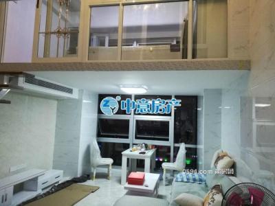 优质豪装(联创国际广场)2房2厅2卫 复式商住两用中层2600元-莆田租房