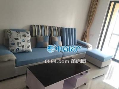 中海国际3房2厅 新房精装  高层采光佳视野广  周边配套齐全-莆田租房