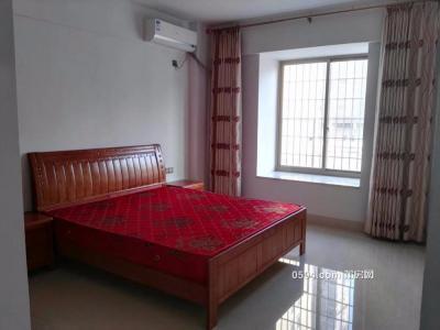 西坡小区3房2厅2卫家电齐全交通便利采光好租金2600-莆田租房