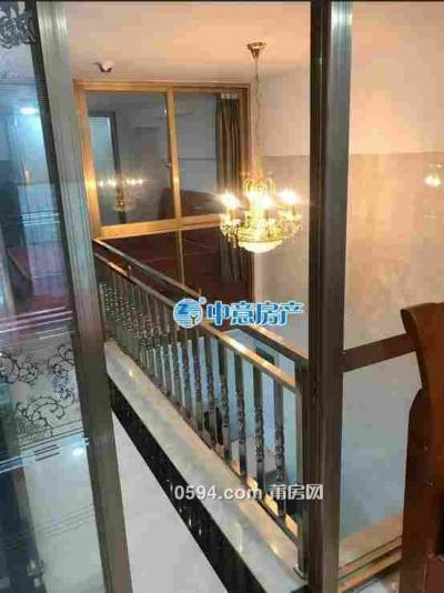 正荣财富 精装2房2卫复式楼 一个月租金2600包物业-莆田租房