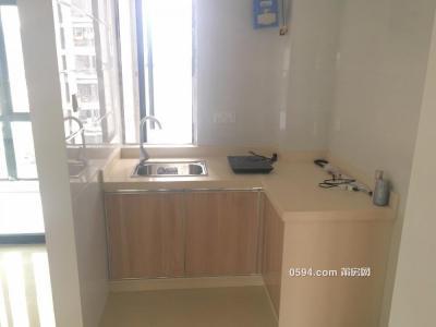中海国际中层两房一厅一卫一阳全新装修干净整洁包物业-莆田租房