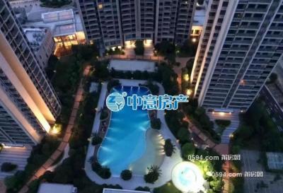 雅颂居 中层优质房 价格实惠 143平三室两厅两卫-莆田二手房