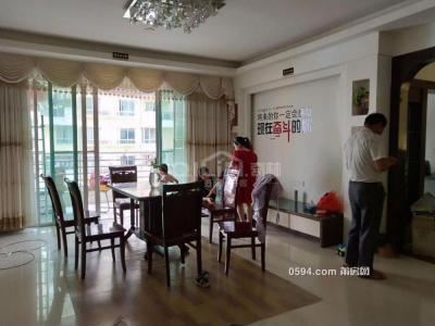三信秀水华庭 高层精装3房 家具电齐全 适合办公跟居住-莆田租房