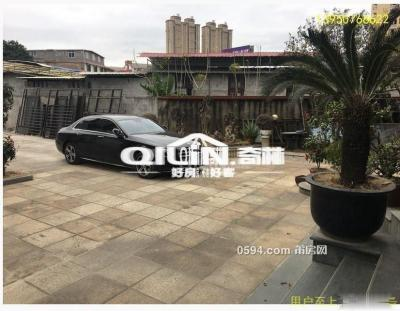 万达附近别墅600平米7房院子可以停5辆轿车适合办公居住-莆田租房