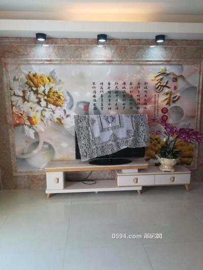 天九湾附近 汉庭花园 拎包入住 中低层 精装修 三面光-莆田二手房