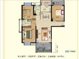 3#5#6#高层户型04单元125m²