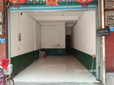 店铺 店面 仓库 60平米 出租  凤凰山公园附近建绣路-莆田租房