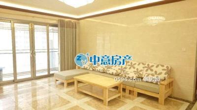 万达华城,3房出租,可办公可自住,家电齐全,拎包入住-莆田租房