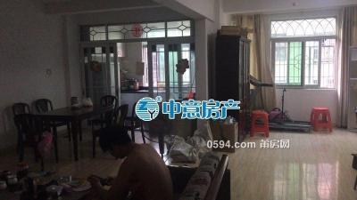 梅峰兴安东支路 南北通透3房2厅2卫 框架可贷款证满2年-莆田二手房