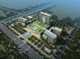"""三棵树工程 • 绿色医院系统解决方案,筑""""五心""""健康空间"""