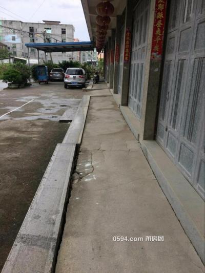 木兰溪清前安置房近1层2坎160平方平方车直通一层与荔港大道-莆田九州娱乐网