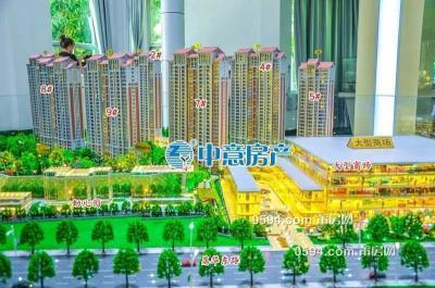 海峡广场--楼王高层南北东--前后双阳台仅售11513元-莆田二手房