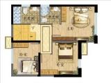 98㎡复式四房,赠送面积约34平米,使用面积132平米