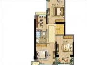 82㎡复式四房,赠送面积约34平米,使用面积116平米