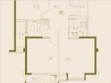 86㎡三房两厅一卫一阳台