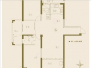 134㎡四房两厅两卫两阳台