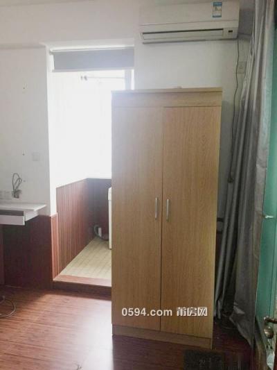 万达附近嘉禾花园1室1厅有厨房 高层光线足装修好配套齐全-莆田租房
