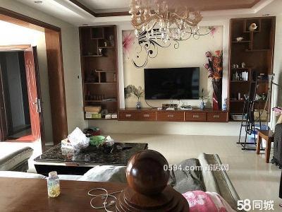 城厢第二小学门口凤达滨河豪园 3房 精装 三面采光 证满2年-莆田二手房