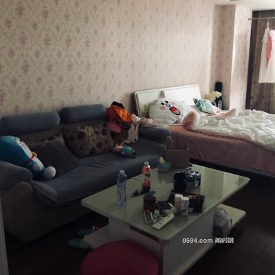 万达广场SOHO 1室1厅1卫采光好通风好面积大拎包入住-莆田租房