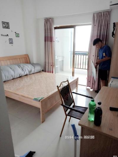 安福三中附近 双洋环球广场 单身公寓 一房 大阳台 配套齐全-莆田租房