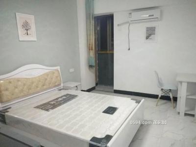 兴安名城北区 精装修多套单身公寓带阳台 紧邻安福 三-莆田租房