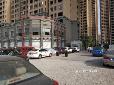 建工ECO小区店铺招租(四开间、层高4.2米、面积98平)-莆田租房