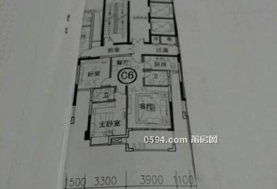 涵江旧车站后度片区安置房 76.82平 卖50万-莆田二手房