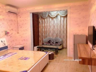 路易国际会所 附近小区公寓豪华装修 1室1厅1卫-莆田租房